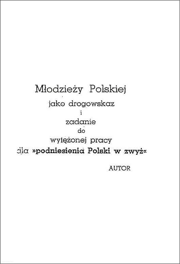 Talmud_o_gojach_a_kwestia_zydowska_w_Polsce - Ks dr St Trzeciak 1939 rok str_03 620 w